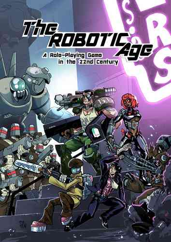 The Robotic Age (Hardcover) *Print + PDF*